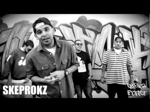 The Cypher Effect - Skeprokz / Luee V / Byphar / Five / Impress