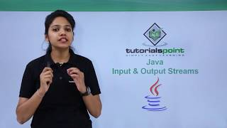 Java - Input & Output Streams