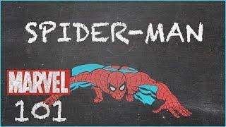 Bitten by a Radioactive Spider - Spider Man