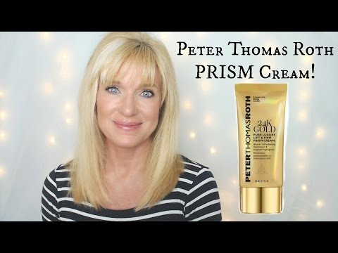 24K Gold Pure Luxury Lift & Firm Prism Cream by Peter Thomas Roth #5