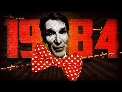 Bill Nye, the Orwellian Propaganda Guy