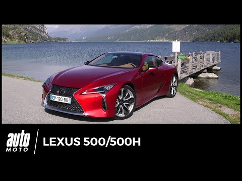 LEXUS LC  500h Hybride SPORT + Coupé
