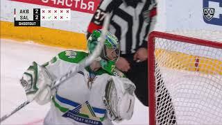 Galiyev weird goal saves Ak Bars in shootout