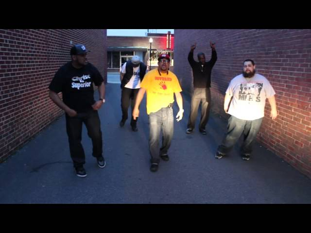 Blood Related Cypher by Mark Collins, Mr. Marshall & Pacaso Ramirez