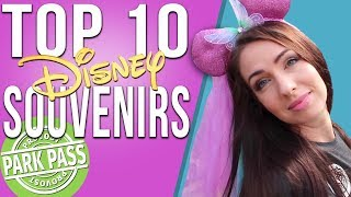 Top 10 Disney Souvenirs
