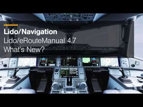 Embedded video for Lido eRouteManual 4.7 – What's New?