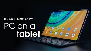 YouTube Video QfJfAiJxovU for Product Huawei MatePad Pro 5G Tablet by Company Huawei Technologies in Industry Tablets