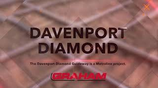 Davenport Diamond Project Flyover