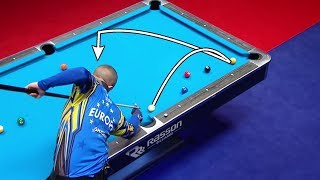 Gambar cover TOP 10 BEST SHOTS! Mosconi Cup 2017 (9-ball Pool)