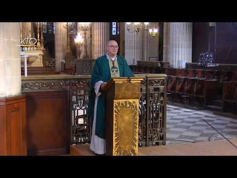 Messe à Saint-Germain-L'Auxerrois du 22 septembre 2021
