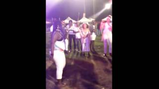 Mzeezolyt- Ingoma(Live) All white party in Alex