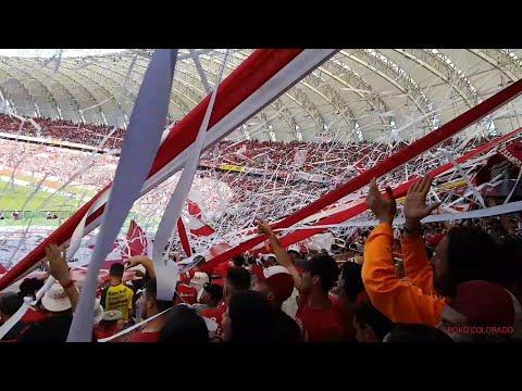 """Guarda Popular - INTER 1x1 Vila nova - Recepção"" Barra: Guarda Popular • Club: Internacional"