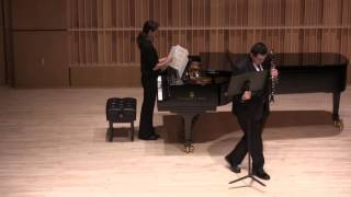 Salvador Perez Lopez — An Evening of Bartok, Brahms and Schubert