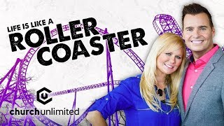 What to Do When You're Stuck - Life is Like a Roller Coaster