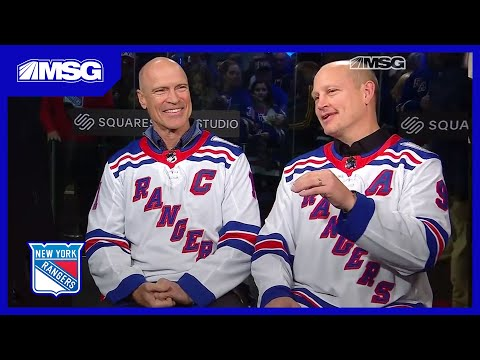 Mark Messier and Adam Graves Reflect on Magical 1994 Season | New York Rangers Game Night