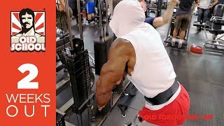 Breon Ansley's Pre-Olympia Workout – Part 4