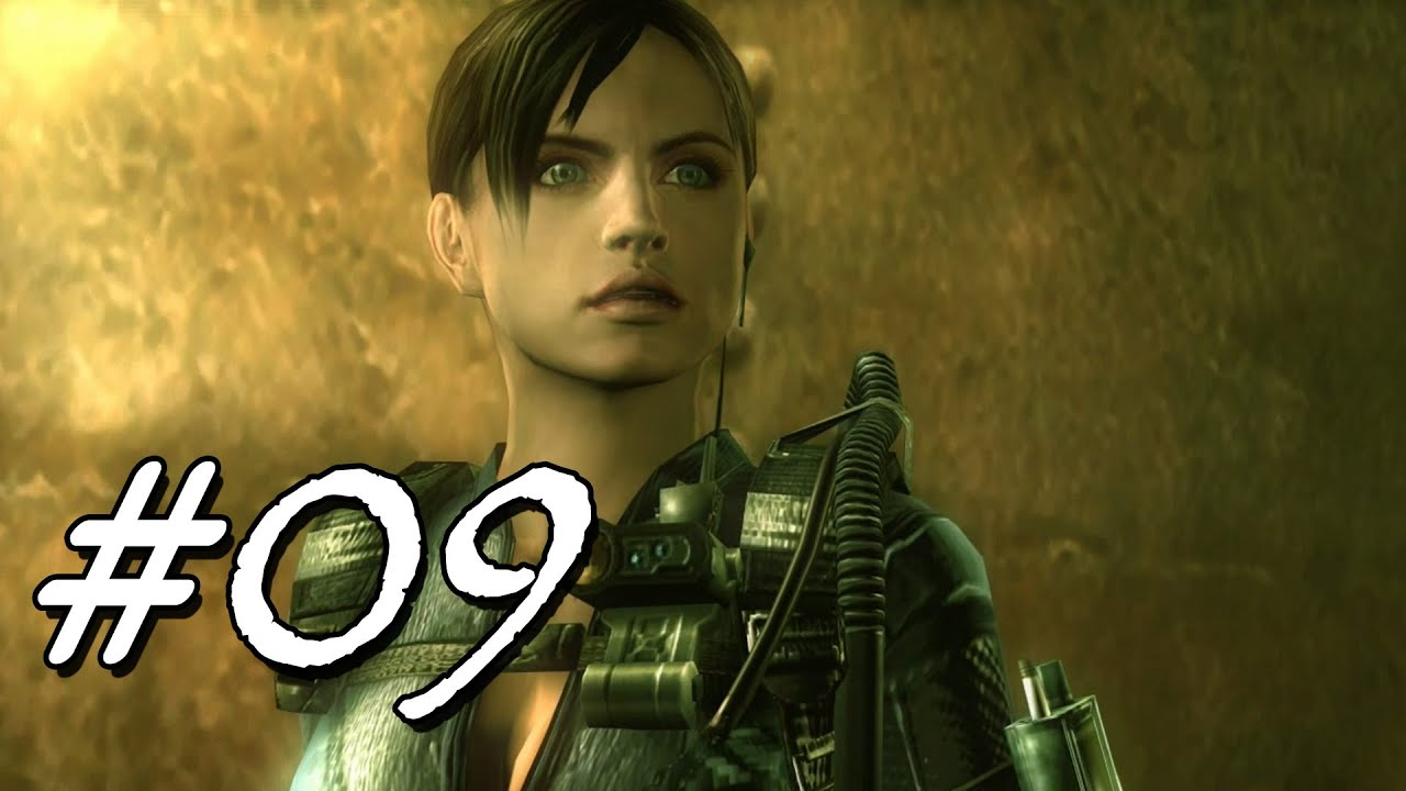 [Let's Play] Resident Evil Revelations – 09 – Lass Dampf ab