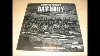 Unholy War - Hades (Bathory cover)
