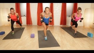 10-Minute Inner Thigh and Triceps Workout | Strength Training | Class FitSugar by POPSUGAR Fitness
