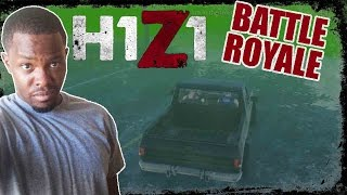 THE GRENADE DISAPPEARED?? - Battle Royale H1Z1 Gameplay  | H1Z1 BR Gameplay