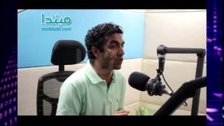 محمد عادل: أحب الإرتجال وأتمنى العمل مع داود عبد السيد