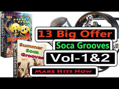 13-Construction Kits/Soca Grooves