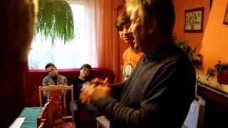 Piętnaste urodziny trojaczków w Krośnie