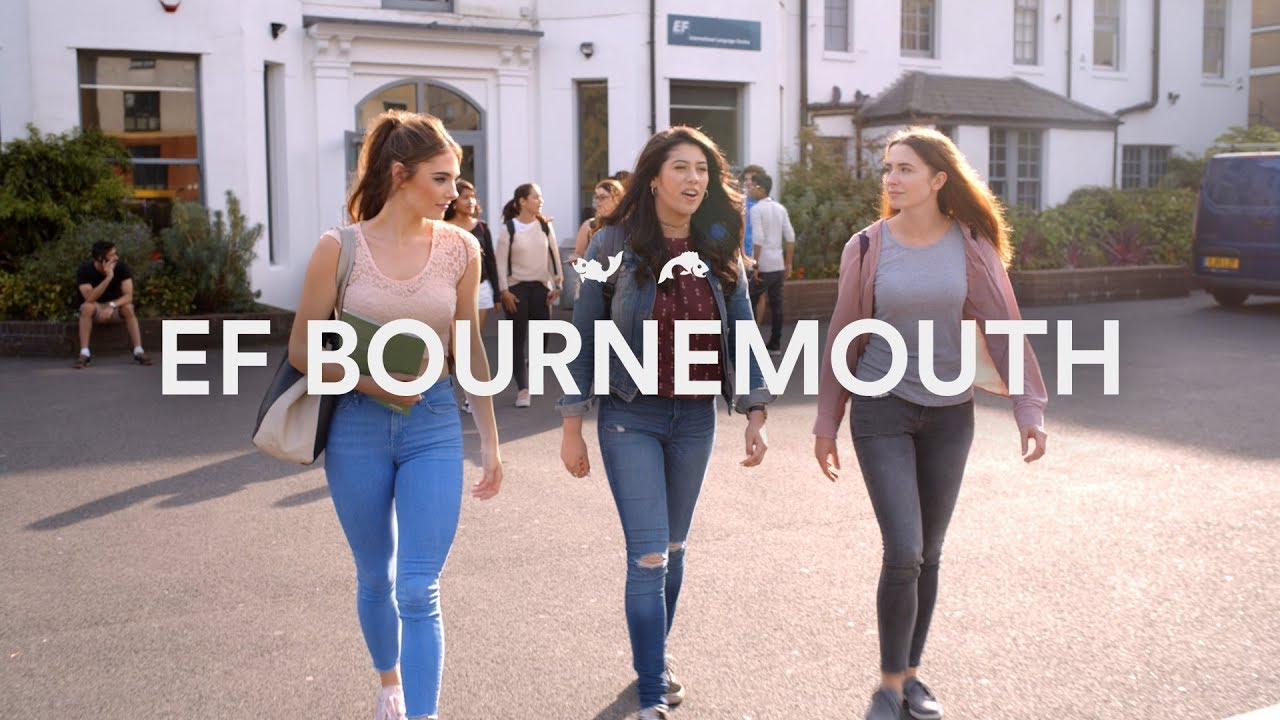 EF Bournemouth – Campus Tour
