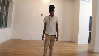 Bryson Tiller   Finesse (Drake Cover) Dance By Shawn  @ayoo_shawn