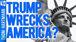 The Wrecking of America by Donald J. Trump (w/ Ralph Nader)