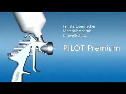 Walther Pilot Premium pistool