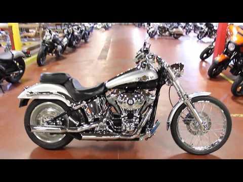 2003 Harley-Davidson FXSTD/FXSTDI Softail®  Deuce™ in New London, Connecticut - Video 1