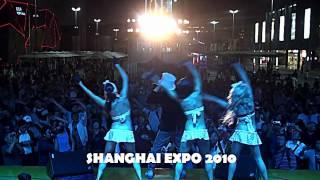 Михаил Гребенщиков & SISTAZ Shanghai EXPO 2010