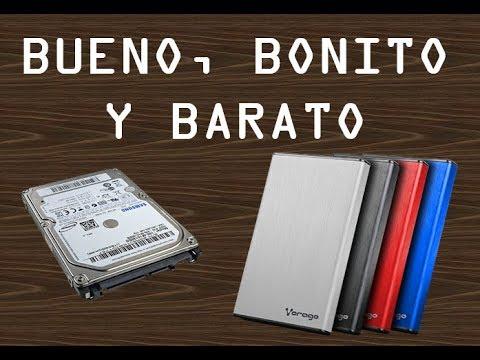 Haz tu PROPIO DISCO DURO EXTERNO! USB 3.0