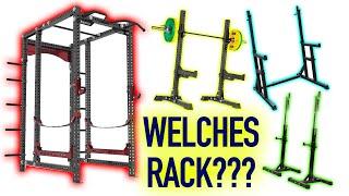 DAS RICHTIGE RACK FÜR DEIN HOMEGYM!   Power Rack vs Half Rack vs Squat Rack vs Squat Stands