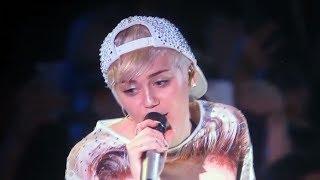 Gambar cover Miley Cyrus - Landslide (Fleetwood Mac Cover)
