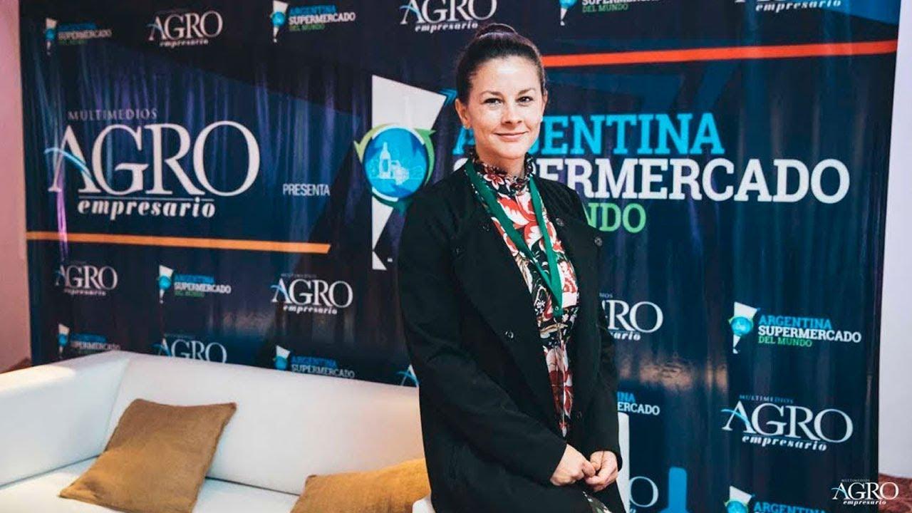 Mariángeles Samamé - Directora de Productos Turísticos de la Nación