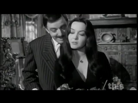 The Addams Family - Morticia Is Silly (Widescreen)