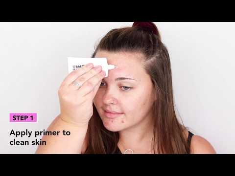 How to Use Mattifying Face Primer - Elizabeth Mott