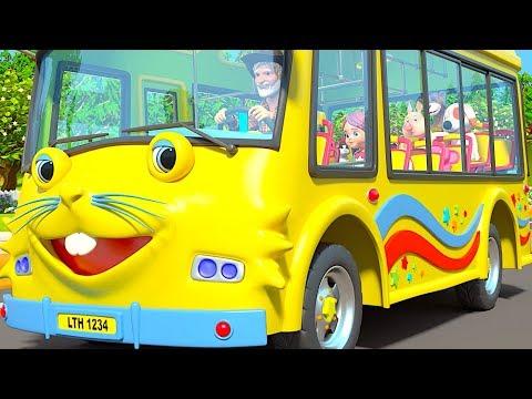 Wheels on the Bus I Spy - Nursery Rhymes & Kids Songs by Little Treehouse