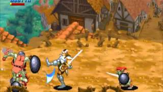 Dungeons & Dragons: Shadow over Mys MAME Gameplay video Snapshot -Rom name ddsom-