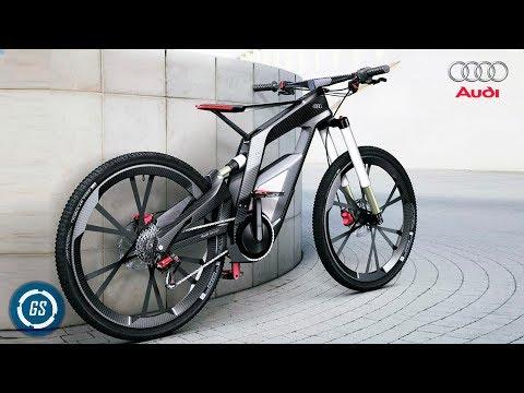 8 Increíbles Bicicletas Mas Avanzadas Del Mundo