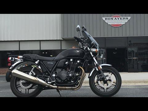 2014 Honda CB1100 in Greenville, North Carolina - Video 1