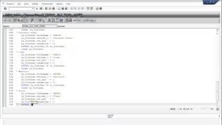 ABAP Video Tutorial