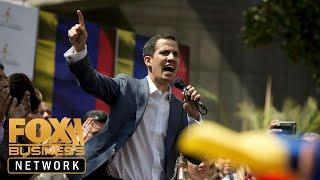 Juan Guaidó habla sobre estadounidenses detenidos en Venezuela