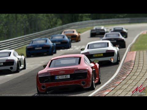 Assetto Corsa , Shader, Grass, Sol Mod update, Test