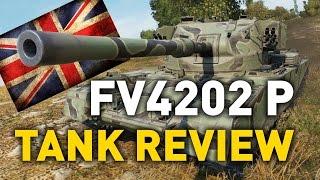 World of Tanks    FV4202 (P) - Tank Review