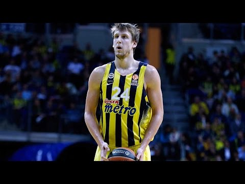 MVP for January: Jan Vesely, Fenerbahce Istanbul