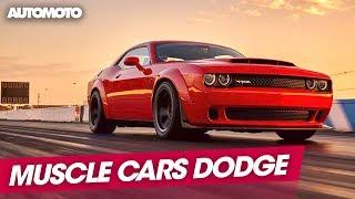 Muscle Cars, une épopée américaine