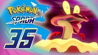 Drednaw  - (Pokémon) - CATTURIAMO FLAPPLE GIGAMAX E DREDNAW GIGAMAX! - Pokemon Spada ITA - Episodio 35